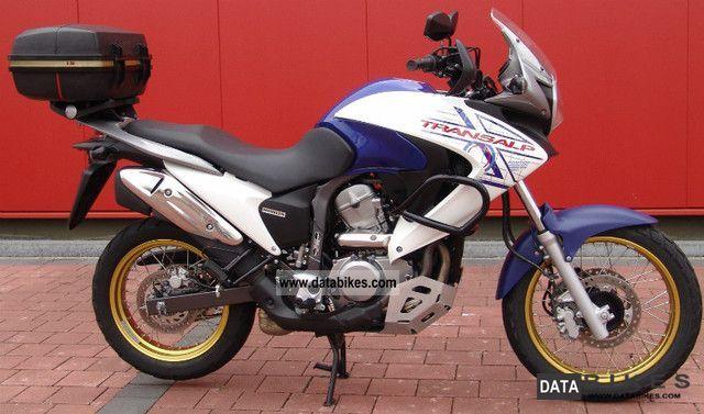 Honda  XL 700 V Transalp ABS! Checkbook! Best-case! 2009 Enduro/Touring Enduro photo