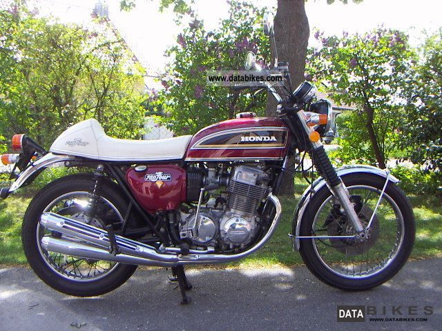 Honda  CB750 K6 1976 Vintage, Classic and Old Bikes photo