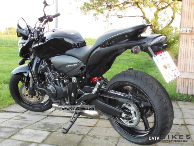 2009 Honda  Hornet Motorcycle Naked Bike photo