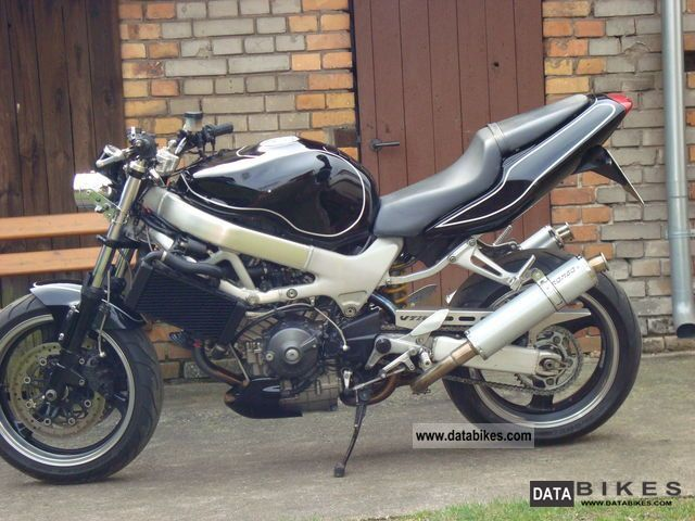 Honda  VTR1000 1997 Naked Bike photo