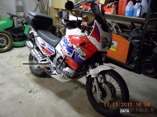 1994 Honda  XRV750 Motorcycle Enduro/Touring Enduro photo