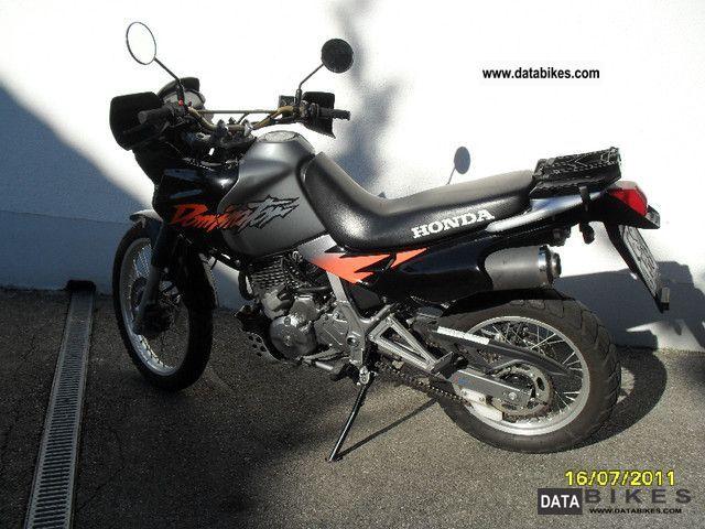 1998 Honda  Dominator Motorcycle Enduro/Touring Enduro photo