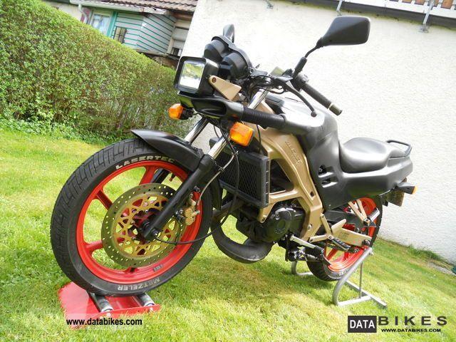 1992 Honda  NSR125 JC20 Motorcycle Motorcycle photo