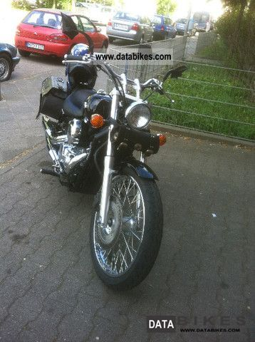 2007 Honda  vt 750 c2 shadow Motorcycle Chopper/Cruiser photo