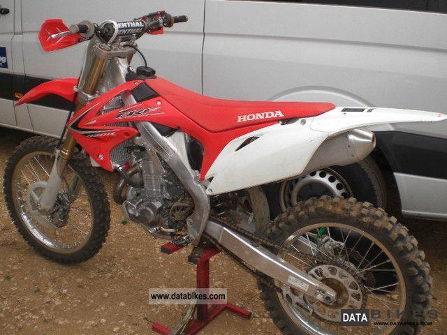 2012 Honda  CRF 450 Motorcycle Rally/Cross photo