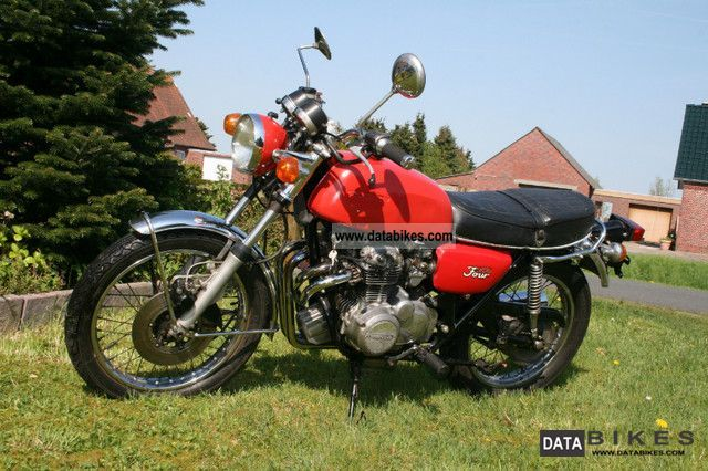Honda  CB 350 Four Bj.74 for restoring classic cars 1974 Vintage, Classic and Old Bikes photo
