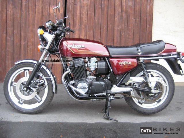 Honda  CB750 F2 collector grade 1978 Vintage, Classic and Old Bikes photo