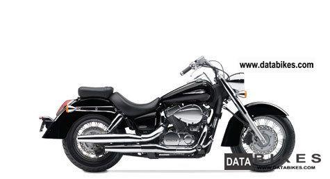 2011 Honda  Shadow VT 750 CS Motorcycle Chopper/Cruiser photo