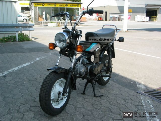 1991 Honda DAX Type AB 23