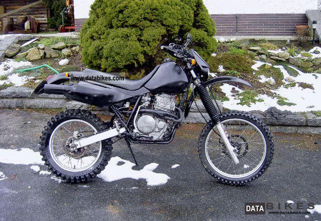 Honda Xr R Lgw