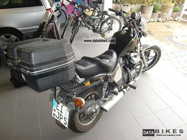 1984 honda cx 650 c motorcycle chopper cruiser photo 4