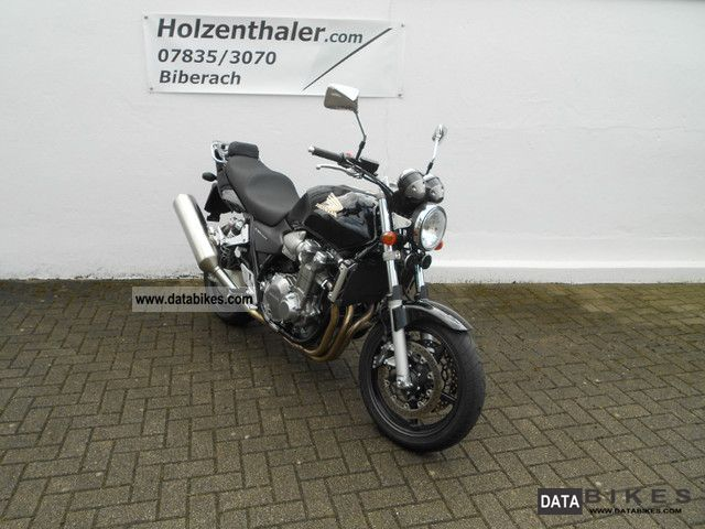 2005 Honda  CB 1300 Motorcycle Motorcycle photo