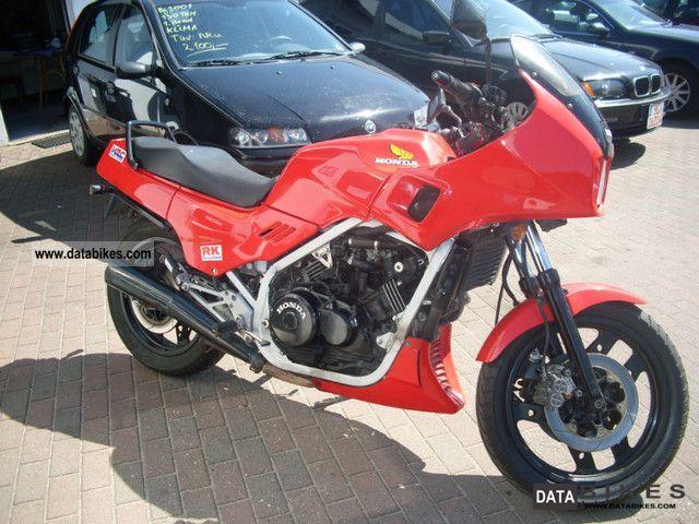 Honda  VF 1000 1989 Sports/Super Sports Bike photo