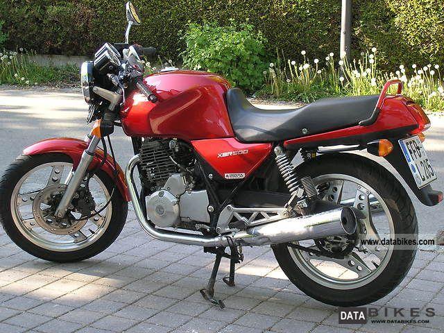 1985 Honda Xbr 500 Motorcycle Motorcycle Photo 4 | HD Walls | Find