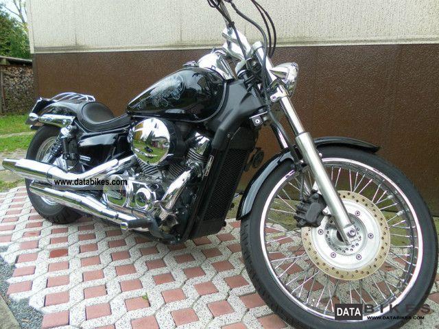 2009 Honda  VT 750 C Motorcycle Chopper/Cruiser photo