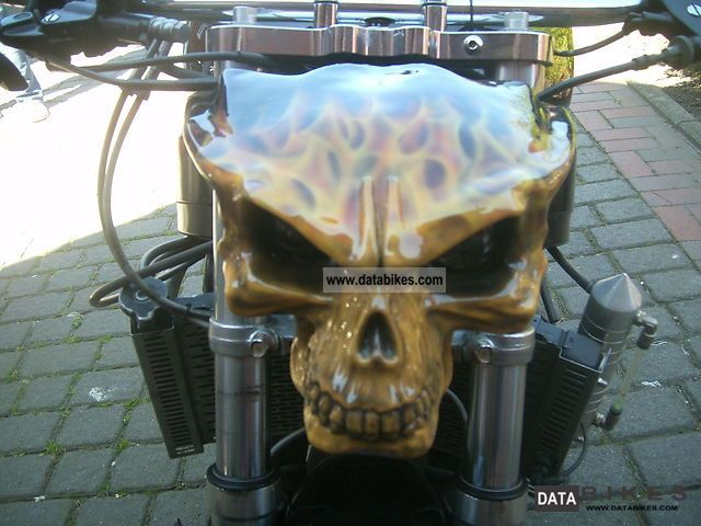 1996 Honda  CBR900 Motorcycle Streetfighter photo