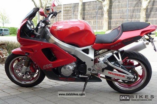 1994 Honda  CBR 900 RR SC28 Motorcycle Motorcycle photo