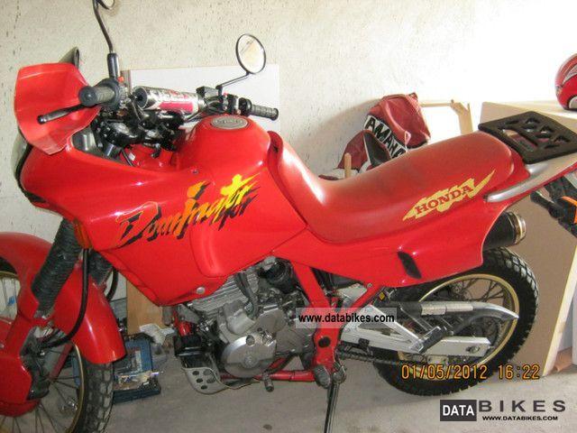 1992 Honda  Dominator Motorcycle Enduro/Touring Enduro photo
