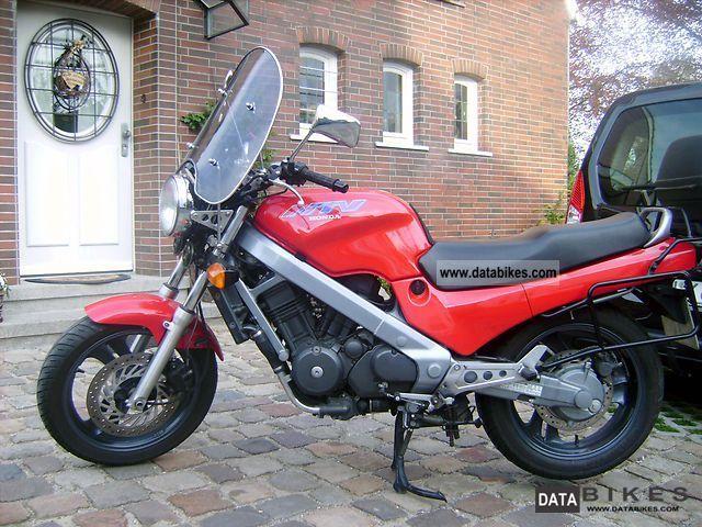 1995 Honda  NTV Motorcycle Tourer photo