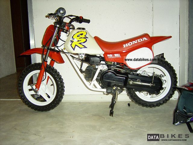 2000 Honda  Children Motorcycle TOP QR50 ideal for beginners Motorcycle Other photo