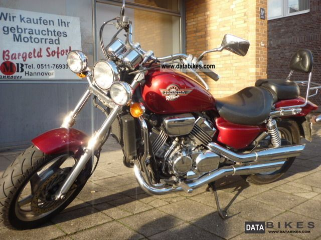 Honda  VF 750 C Magna excellent condition fully equipped 1998 Chopper/Cruiser photo