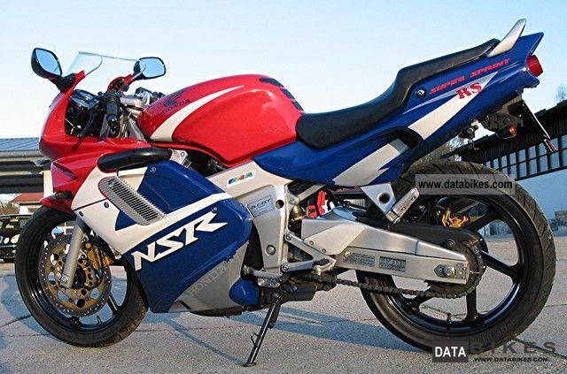 2005 Honda  NSR Motorcycle Lightweight Motorcycle/Motorbike photo