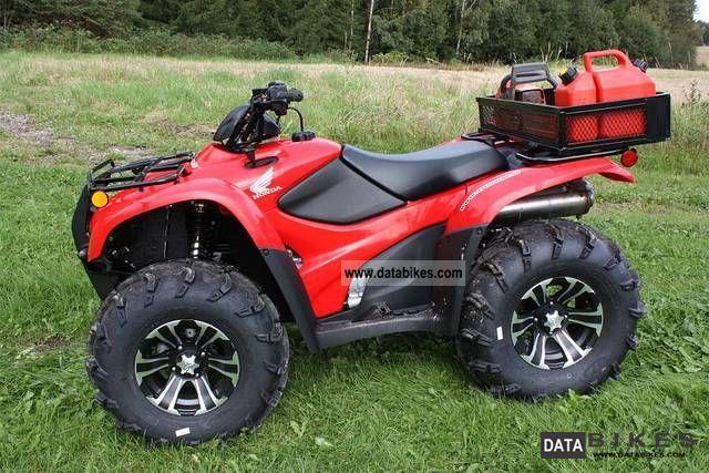 2011 Honda  TRX 420 FA - ATV / Quad, 1.Hand! Motorcycle Quad photo