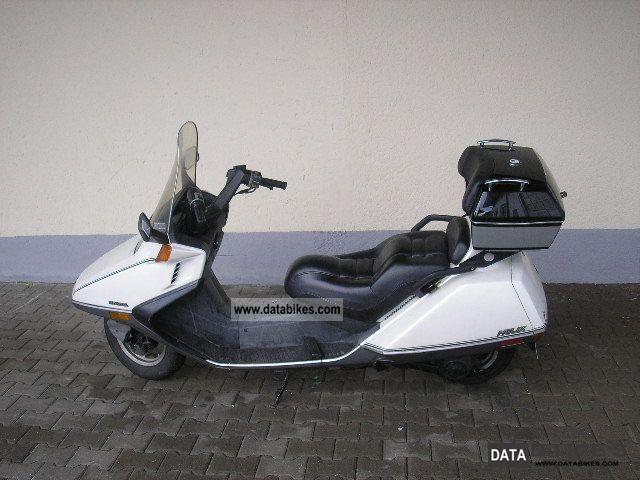 Honda Elite S / SR / LX (SA50) | Motor Scooter Guide