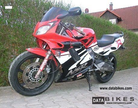 1998 Honda  nsr Motorcycle Lightweight Motorcycle/Motorbike photo