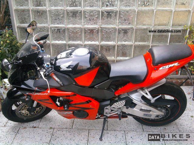 2003 Honda  Fireblade SC50 Motorcycle Sports/Super Sports Bike photo