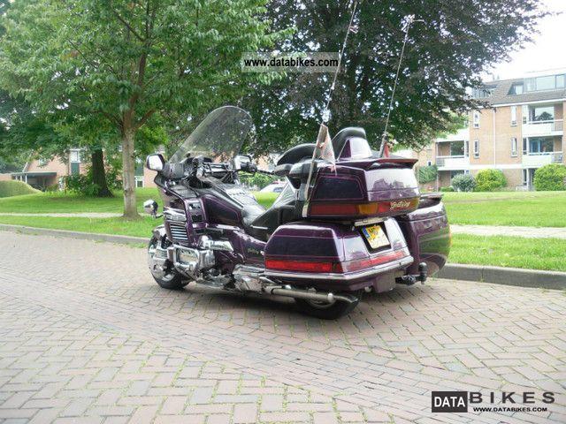 1994 Honda  Goldwing 1520 SE Motorcycle Combination/Sidecar photo