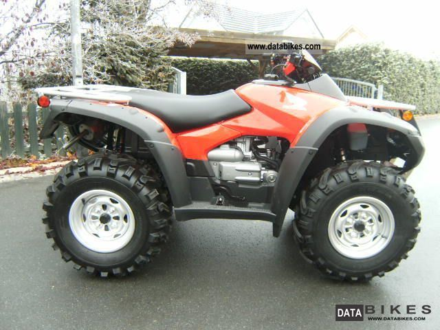 2011 Honda  RINCON TRX680FAC Motorcycle Quad photo