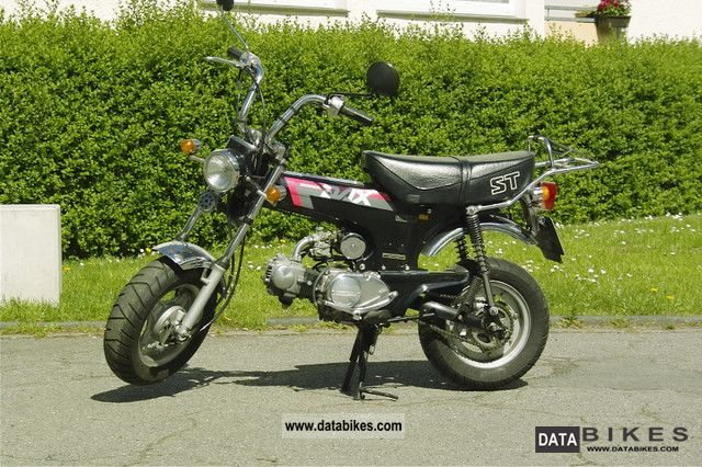 1992 Honda  DAX ST70 Motorcycle Other photo