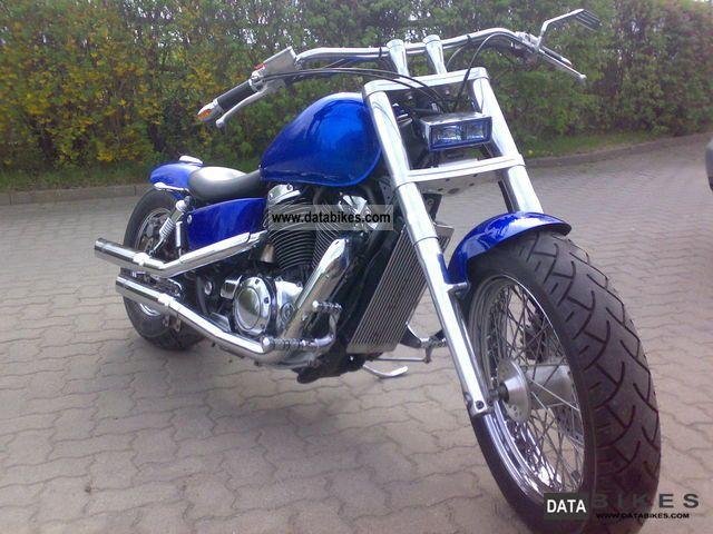 1996 Honda Shadow VT 1100 Chopper Bike