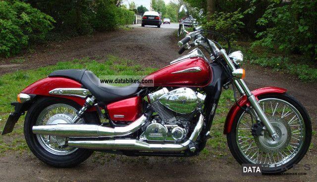 2007 Honda  Shadow Spirit 750 RC53 Motorcycle Chopper/Cruiser photo