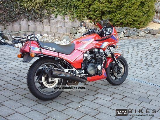 1986 Honda  CBX 750 Motorcycle Sport Touring Motorcycles photo