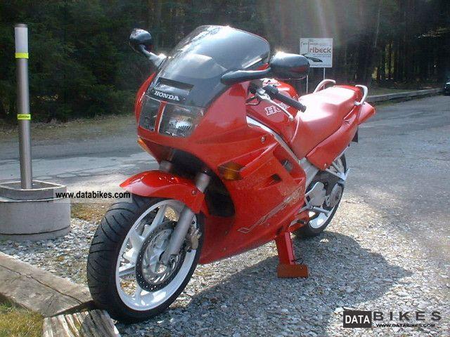 Honda  VFR 750 RC36 The Legend 1991 Sports/Super Sports Bike photo