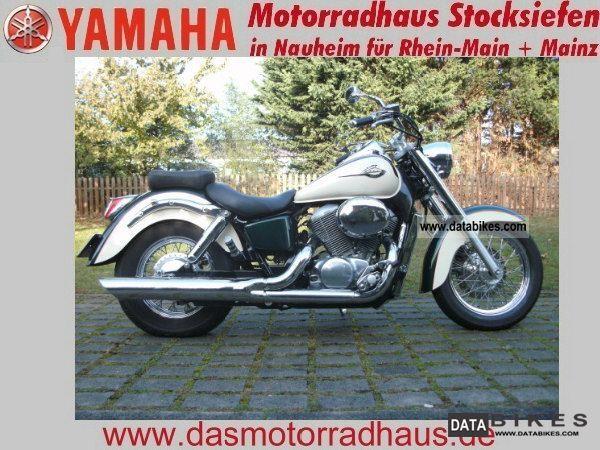 1997 Honda  VT 750 C2 Motorcycle Chopper/Cruiser photo
