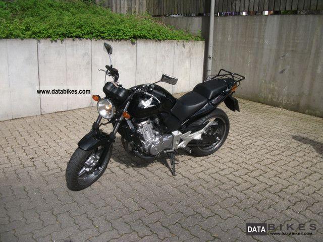 2008 Honda  CBF500 Motorcycle Motorcycle photo