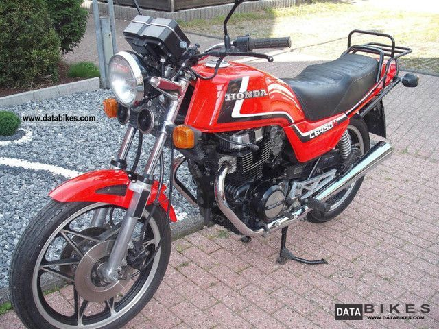 1985 Honda  CB 450N Motorcycle Other photo