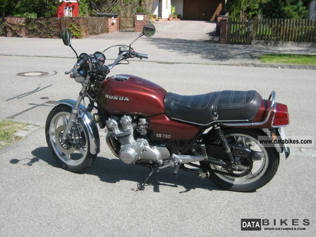 1980 Honda  750 KZ RC01 Bol d'Or Motorcycle Motorcycle photo