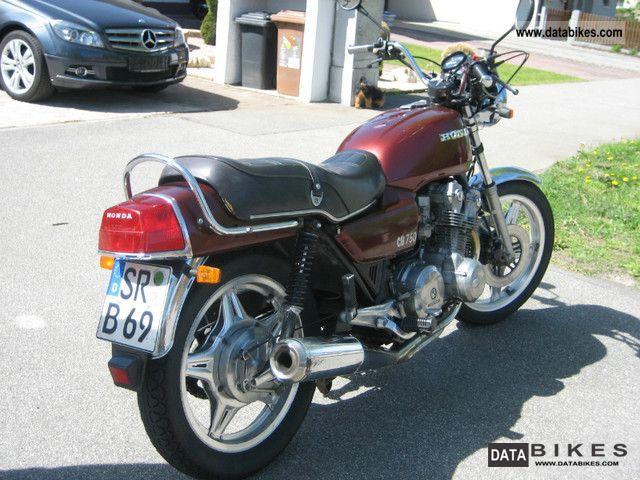 1980 Honda 750 KZ RC01 Bol dOr