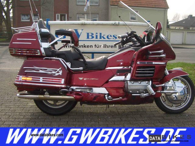 Honda  GL 1500 GOLDWING * MANY EXTRAS * EXCELLENT CONDITION! 1998 Chopper/Cruiser photo