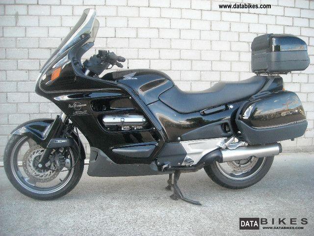 1997 Honda  ST 1100 Pan European ABS + TCS + CBS few km! Motorcycle Tourer photo