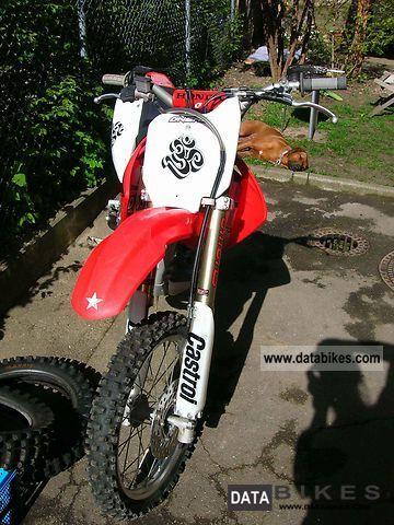 Honda  CRF 150R 2009 Dirt Bike photo