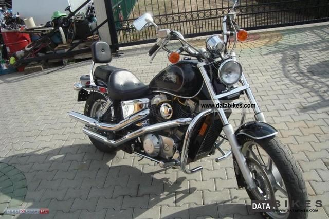 1992    Honda       Shadow    1100