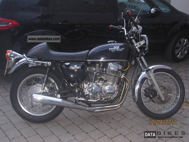 Honda  CB 750 Four 1975 Vintage, Classic and Old Bikes photo