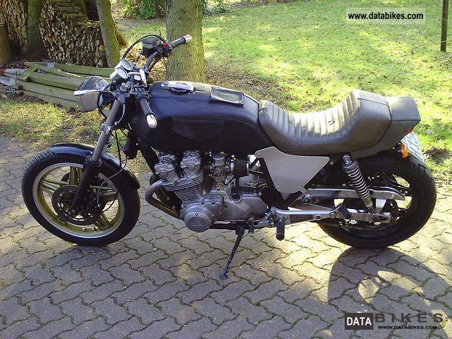 1982 Honda  CB 900 FB2 Motorcycle Motorcycle photo