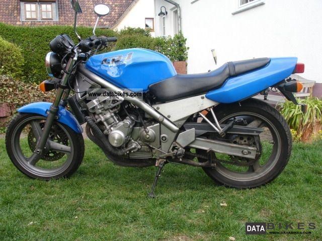 1991 Honda  CB1 Motorcycle Motorcycle photo