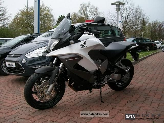 2012 Honda  VFR 800 Crossrunner Motorcycle Motorcycle photo